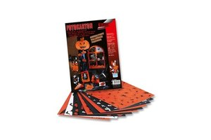 Halloween blad 300gr