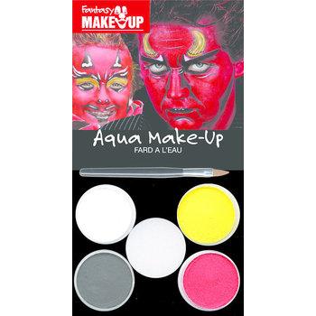 Aqua make-up set - duivel