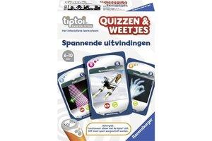 Ravensburger Tiptoi Quizzen & Weetjes - Spannende uitvindingen