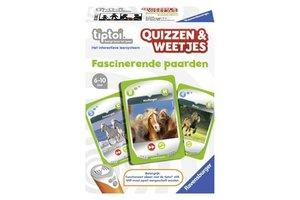 Ravensburger Tiptoi Quizzen & Weetjes - Fascinerende paarden