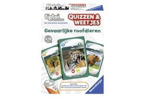 Ravensburger Tiptoi Quizzen & Weetjes - Gevaarlike roofdieren