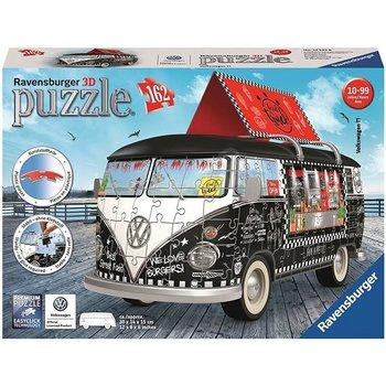 Ravensburger 3D Puzzel (162stuks) - Volkswagen bus T1 Food Truck