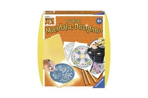 Ravensburger Verschrikkelijke Ikke 3 - Mini Mandala Designer