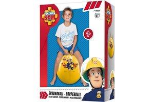 Brandweerman Sam - Springbal 50cm