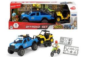 Playlife - Offroad Set (Jeep + Quad)