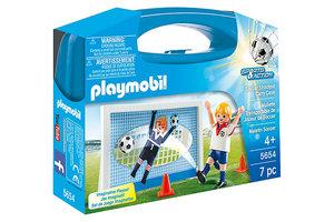 Playmobil Soccer Shootout meeneemkoffer