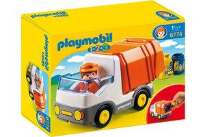 Playmobil PM Vuilniswagen