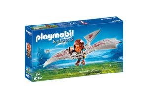 Playmobil PM Knights - Dwergzweefvlieger