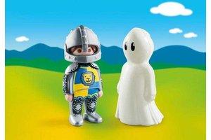 Playmobil PM Ridder en spook