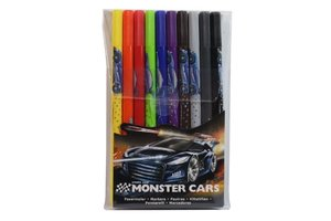 Depesche Monster Cars Stiften