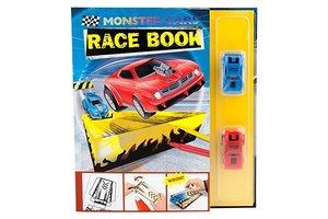 Depesche Monster Cars Race Book