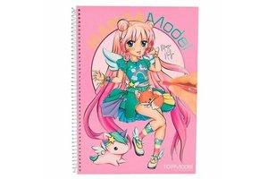 Depesche MANGAModel kleurboek