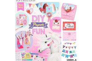 Depesche Miss Melody DIY Paper Fun Book