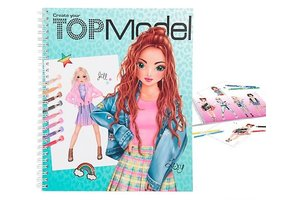 Depesche TOPModel Create your Drawing Book