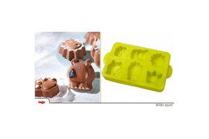 Haba muffinvormpjes in silicone safari