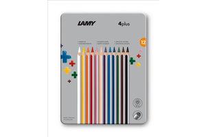 Lamy Lamy 4plus kleurpotloden - 12stuks