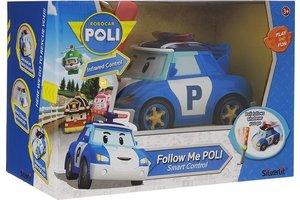 Robocar Poli Follow Me R/C - Poli