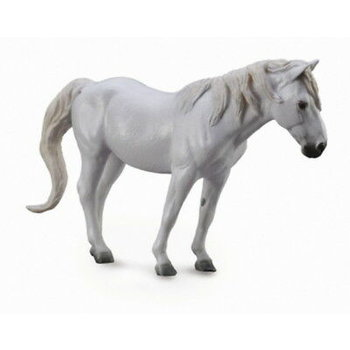 Collecta Paarden - Camargue (grijs)