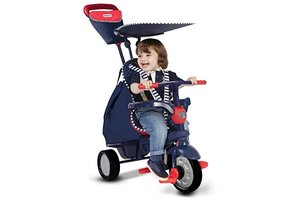 SmarTrike Driewieler Shine Star 4-in-1 - navy