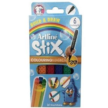 Artline stix 6st