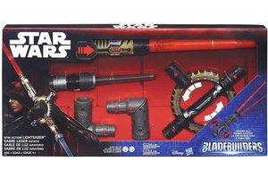 Hasbro Star Wars BladeBuilder Spin-Action Lichtzwaard