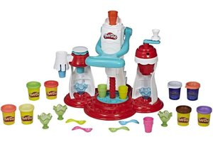 Hasbro Play-Doh Kitchen - Ultimate Swirl Ice Cream Maker