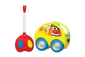 Hasbro PLA Mr Potatohead tuimelende auto