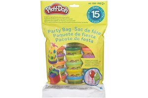 Hasbro Play-Doh Party Bag - 15stuks