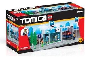 Tomy tomica garage