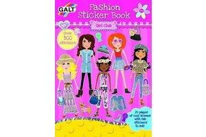 GALT fashion sticker book - girl club