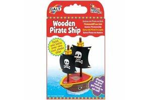 GALT Houten piratenschip maken