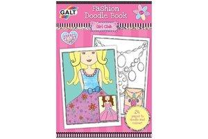 GALT Fashion doodle boek girl club
