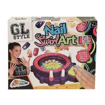 Nail Swirl Art Kit