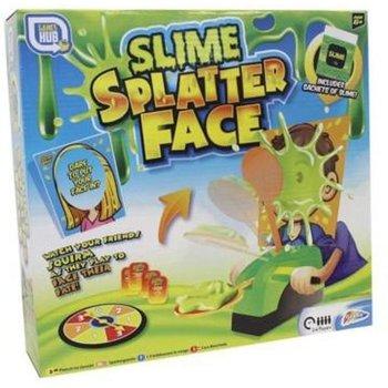 Slime Splatter Face