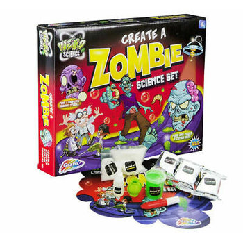 Create a Zombie Science Kit