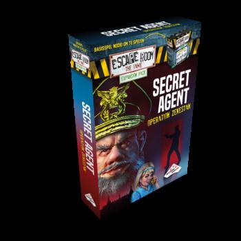 Identity Games Escape Room The Game: uitbreidingsset Secret Agent