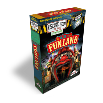 Identity Games Escape Room The Game: uitbreidingsset Welcome to Funland