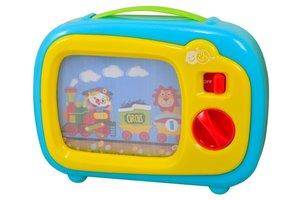 Playgo PlayGo - Mijn eerste TV (blauw)