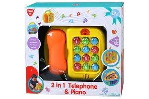 Playgo PlayGo - Telefoon/Piano 2-in-1