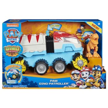 Spin Master Paw Patrol Dino Rescue - Dino Team Voertuig