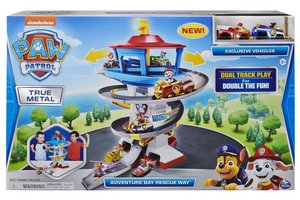 Spin Master Paw Patrol True Metal Adventure Bay Speedway