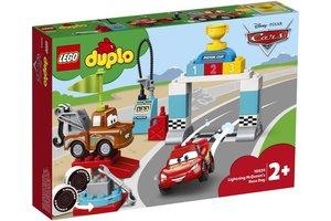 LEGO LEGO Duplo Bliksem McQueen's raccedag