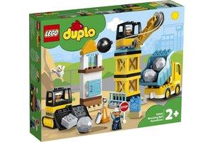 LEGO LEGO Duplo Sloopkogel Afbraakwerken