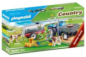 Playmobil PM Country - Landbouwer met maaimachine