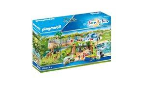 Playmobil PM Family Fun - Dierenpark 70341