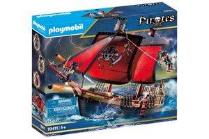 Playmobil PM Pirates - Piratenschip