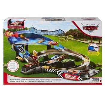 Mattel Cars Rusteze Double Circuit Speedway
