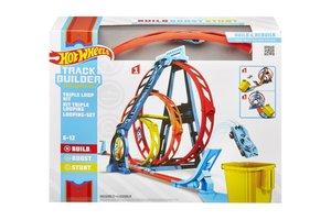 Hot Wheels Hot Wheels Track Builder Triple Loop Kit