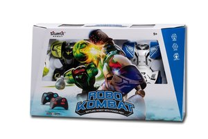 Silverlit Robo Kombat Twin Battle Pack
