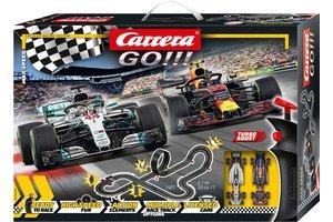 Carrera Carrera GO!!! Racebaan Max Speed (6,3m)
